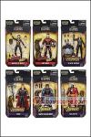Hasbro - Avengers Marvel Legends 2018 Series 2 (Cull Obsidian Series) - Set of 6