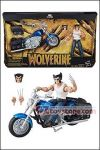 Hasbro - Ultimate Marvel Legends Wolverine with Motocycle