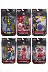 Hasbro - Deadpool Marvel Legends 2018 Series 2 (Sauron Series) - Set of 6