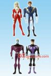 Mattel - JLU Legion of Super Heroes 4-Pack (Matty Collector)