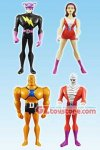 Mattel - JLU Doom Patrol 4-Pack (Matty Collector)