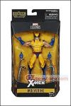 Hasbro - X-Men Marvel Legends 2018 Series 1 (Apocalypse Series) - Wolverine (Blue & Yellow Costume)