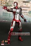 Hot Toys - MMS145 Iron Man 2 - Iron Man Mark 5 1/6 Scale Figure