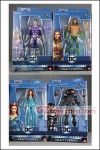 Mattel - DC Multiverse Aquaman Movie Action Figures - Set of 4
