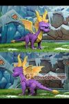 NECA - Spyro the Dragon Action Figure