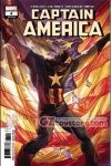 Comic - Captain America #4 Cover A Regular (Alex Ross Cover)