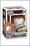 Funko - Pop! It Pennywise with Spider Legs Glow in the Dark Vinyl Figure (EE Exclusive)