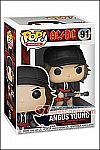 Funko - POP! Rocks - AC/DC - Angus Young Vinyl Figure