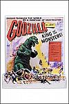 NECA - 1956 Movie Poster Godzilla Action Figure