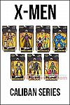 Hasbro - X-Men Marvel Legends 2019 Series 1 (Caliban Series) - Set of 7