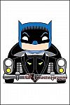 Funko - Pop! 1950 Batmobile (80th Anniversary) Vinyl Figure