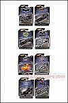 Hot Wheels - Batman 1:50 Scale Die-Cast - Set of 8