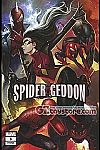 Comic - Spider-Geddon #5 Cover B Variant (In-Hyuk Lee Connecting Cover)
