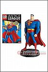 Eaglemoss - DC Justice League Animated Figurine Collection #1 - Superman