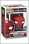 Funko - Pop! Spider-Man Gameverse - Spider-Punk Vinyl Figure (PX Exclusive)