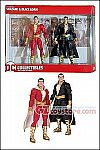 DC Collectibles - DC Essentials - Shazam and Black Adam 7-Inch Action Figure 2-Pack