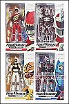 Hasbro - Power Rangers Lightning Collection Wave 1 - Set of 4