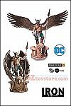 Iron Studios - Hawkman with Closed and Open Wings (Ivan Reis) 1/3 Scale Statue