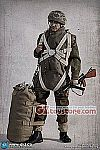 DID - WWII British 1st Airborne Division (Red Devils) - Commander Roy 1/6 Scale Figure