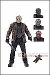 NECA - Freedy vs Jason - Ultimate Jason Voorhees Action Figure