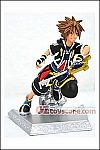 Diamond Select Toys - Kingdom Hearts 2 Gallery - Sora PVC Statue