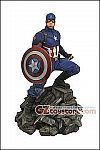 Diamond Select Toys - Avengers End Game - Captain America 12-Inch Premier Collection Statue