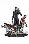 DC Collectibles - Dark Nights Metal Batman Who Laughs and Robin Minions Deluxe Statue