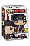 Funko - POP! Rocks - AC/DC - Angus Young (Chase) Vinyl Figure