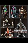 Four Horsemen - Mythic Legions Wasteland Action Figures - Set of 6