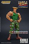 Storm Collectibles - Street Fighter II - Guile 1/12 Scale Action Figure