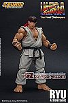 Storm Collectibles - Ultra Street Fighter II - Ryu 1/12 Scale Action Figure