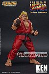 Storm Collectibles - Ultra Street Fighter II - Ken 1/12 Scale Action Figure