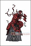 Diamond Select Toys - Marvel Premier Collection Carnage 12-Inch Resin Statue