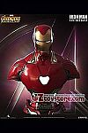 Queen Studios - Iron Man Mark 50 Life Size Bust (Clean Ver)