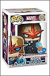 Funko - POP! Nova Prime Vinyl Figure PX Exclusive