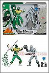 Hasbro - Power Rangers Lightning Collection - Green Rangers vs Putty Patrol 2-Pack