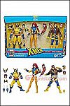 Hasbro - Marvel Legends 80th Anniversary Jean Grey, Cyclops and Wolverine 3-Pack