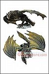 McFarlane - Game of Thrones - Rhaegal Deluxe Figure