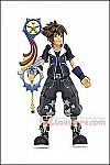 Diamond Select Toys -  Kingdom Hearts 3 Select - Toy Story Wisdom Form Sora