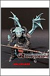 Four Horsemen - Mythic Legions Arethyr - Malepharr (Winged Goblin) Action Figure