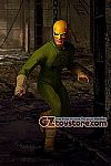 Mezco - Iron Fist One:12 Collective Action Figure