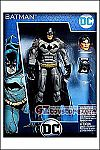 Mattel - DC Multiverse 6-Inch Batman 80th Anniversary (NO CNC Killer Croc) - Dick Grayson Batman