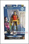 Mattel - DC Multiverse 6-Inch Batman 80th Anniversary (NO CNC Killer Croc) - Tim Drake Red Robin