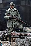 DID - WWII Battle Of Stalingrad 1942 - Major Erwin König 10th Anniversary Edition 1/6 Scale Figure