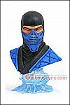 Diamond Select Toys - Legends in 3D Mortal Kombat Sub-Zero 1/2 Scale Bust