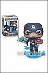 Funko - POP! Avengers Endgame - Captain America with Broken Shield Vinyl Figure