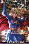 Comic - Supergirl #33 Cover B Variant (Derrick Chew Card Stock Cover)