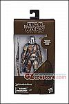 Hasbro - Star Wars Black Series Carbonized Mandalarion 6-Inch Exclusive