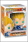 Funko - POP! Dragon Ball Z - Super Saiyan 2 Vegeta Vinyl Figure PX Exclusive