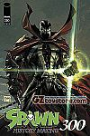 Comic - Spawn #300 Cover A Regular (Todd McFarlane Color Cover)